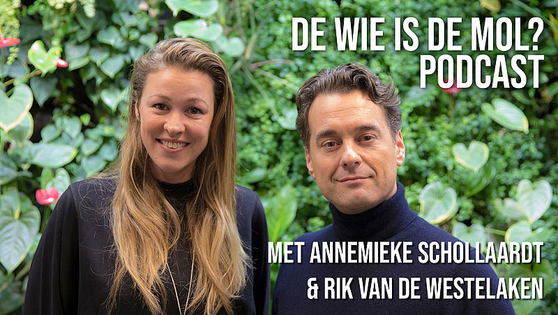 De Wie is de Mol? Podcast - Aflevering 2